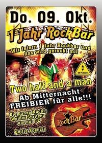 1 Jahr RockBar@Excalibur