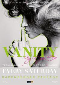 Vanity - The Posh Club @Babenberger Passage