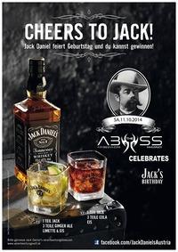 Jacks Birthday@Abyss Bar