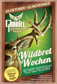 Wildbretwoche@Gabriel Entertainment Center