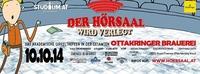 Der Hörsaal wird verlegt@Ottakringer Brauerei