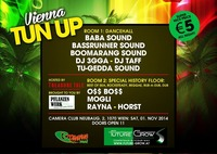 Vienna TUN UP celebrates 1 Year of Reggae & Dancehall Togetherness