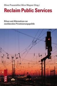 Reclaim Public Services@Fachbuchhandlung des ÖGB Verlags