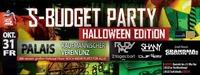 S-Budget Party Linz - OÖ's größte Halloweenparty
