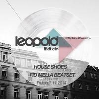 Leopold lädt ein  FM4 Tribe Vibes Edition@Café Leopold