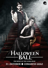 Halloween Ball - The Night Of The Living Dead@Grazer Congress
