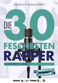 Die 30 feschesten Rapper