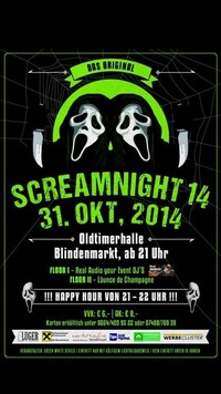 Screamnight das Original 2014
