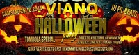 VIANO Halloween Party