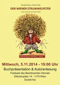 Der Wiener Struwwelpeter - Buchpräsentation & Autorenlesung@Festsaal Magistratisches Bezirksamt Hernals