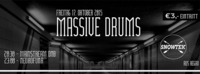 Massiv Drums (Drum and Bass) DnB@Undergroun Electronic Music Bar