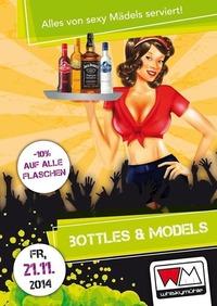 Bottles  Models@Whiskymühle