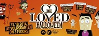 Be loved Halloween Special@Volksgarten Wien