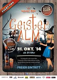 Halloween - Geisteralm