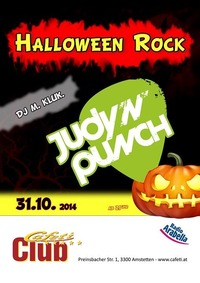 Halloween Rock with - Judy´n´punch