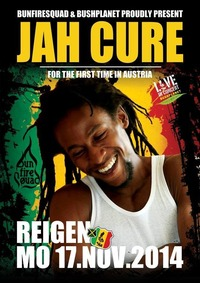 Jah Cure & Band Live