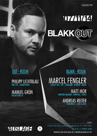 Blakkout   Marcel Fengler (berghain, Ostgut Ton - Berlin)@Club Auslage