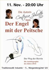 Contessa Juliette - Der Engel mit der Peitsche im Industrie!@Traditionscafé Industrie