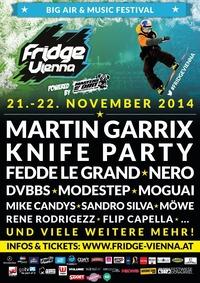 Fridge Festival Vienna@St Marx Rinderhalle