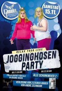 Jogginghosen-party  @Gabriel Entertainment Center