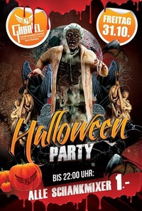 Halloween Party   @Gabriel Entertainment Center