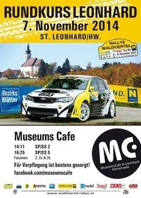 Rundkurs Leonhard - Rallye Waldviertel