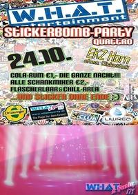 Stickerbomb Ekz-party Vol. Quattro