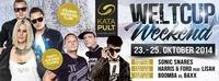 Weltcup-Weekend
