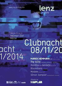 Lenz Clubnacht@Helmut-List-Halle