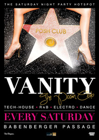 Vanity -the Posh Club // Be the Star!*@Babenberger Passage