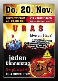 Uras Live@Excalibur