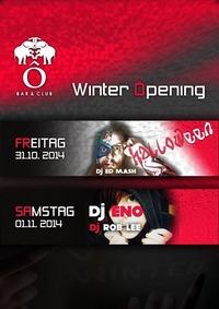 Winter Opening
