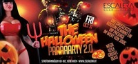 Halloween Party 2.0 / Power Friday@Escalera Club