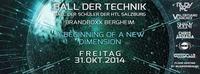 Ball der Technik 2014@Brandboxx