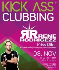 Kick ass Clubbing