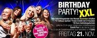Birthday-Party XXL