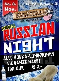 Russian - Special Night