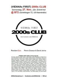 2000s Club  B72