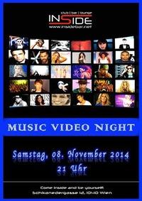 Music Video Night@Inside Bar