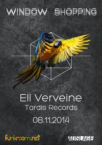 Eli Verveine is back in town!@Club Auslage
