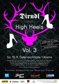 Dirndl meets High Heels - Vol. 3@Österreichhallen