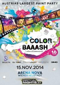 Color Baaash@Arena Nova