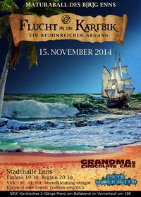 Flucht in die Karibik - ein ru[h]mreicher Abgang