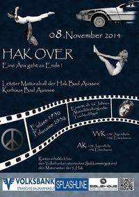 HAK OVER - Eine Ära geht zu Ende
