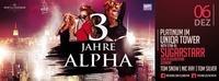 3 Jahre Alpha@Club Alpha