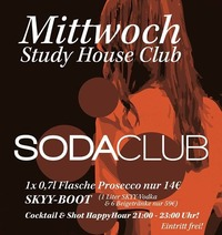 Study Club@Soda Club