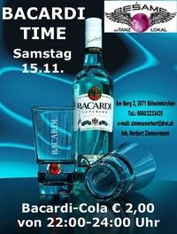Bacardi-Time