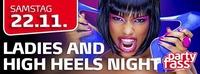 Ladies and High Heels Night