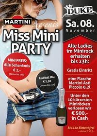Miss Mini Party
