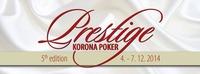Poker Prestige Main Event Final Day@Casino Korona Kranjska Gora
